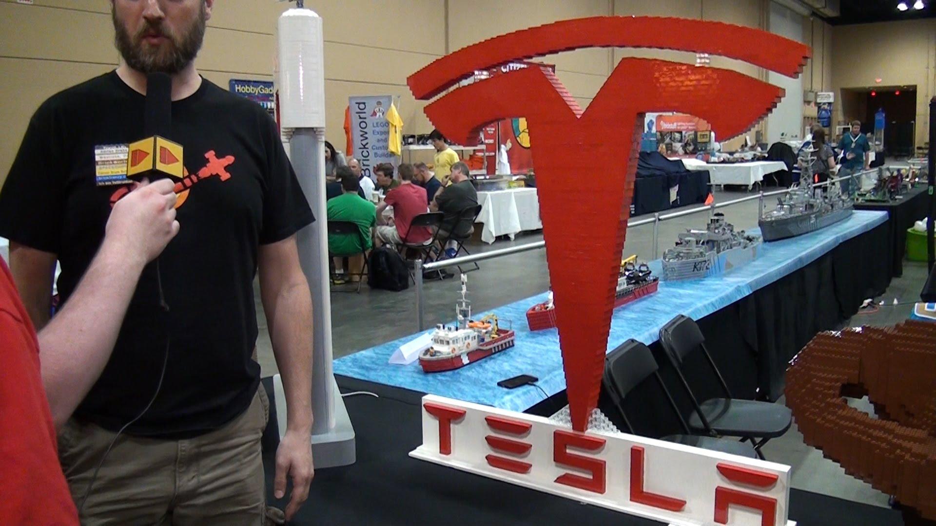 LEGO-Tesla-logo