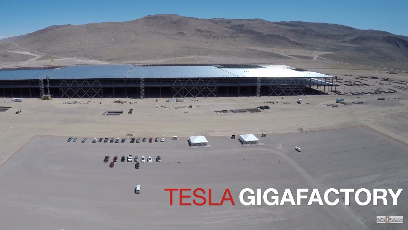 Tesla has signed a deal for lithium at below market rates for 5 years
