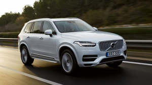 Volvo XC 90 twin engine plug-in