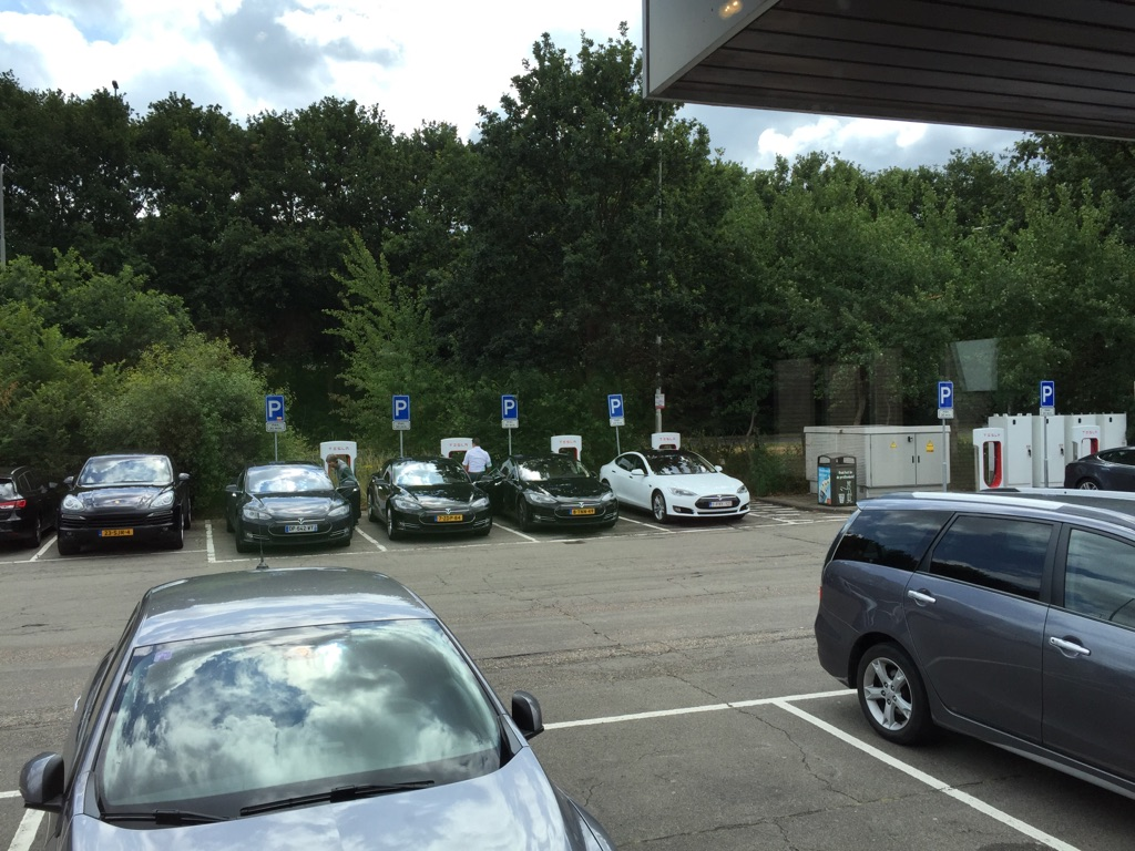 Oosterhout Supercharger