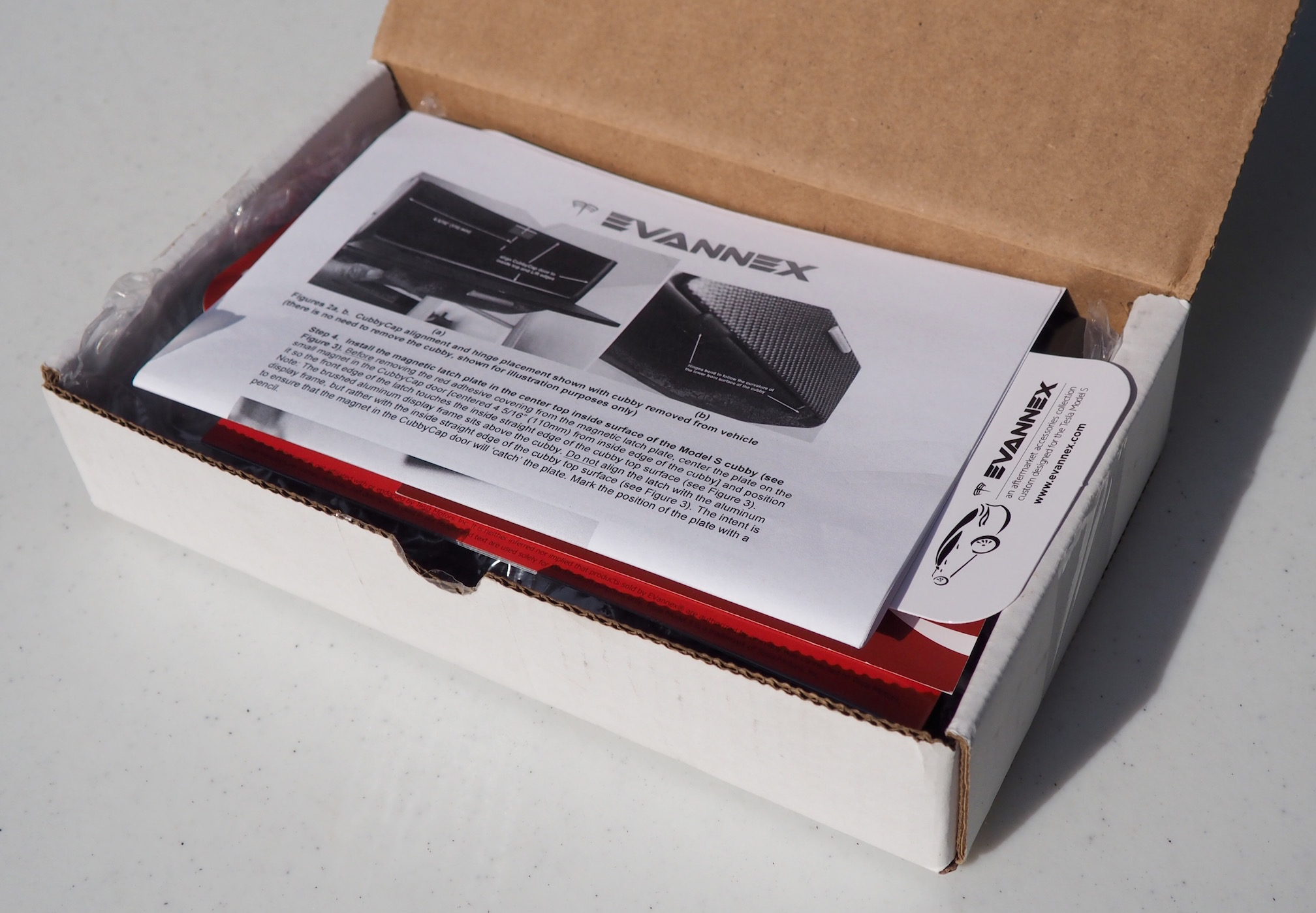 CubbyCap Packaging