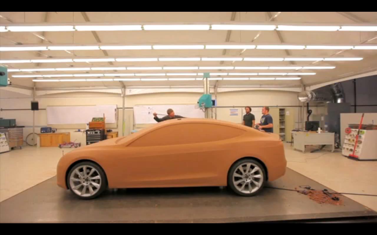 Tesla-Model-3-Clay-Proto