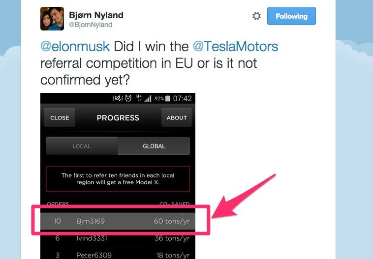 Bjorn-Nyland-Wins-Model-X-Tesla-Referral-Program