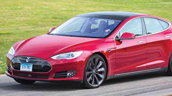 Consumer Reports rates Tesla P85D better than the best