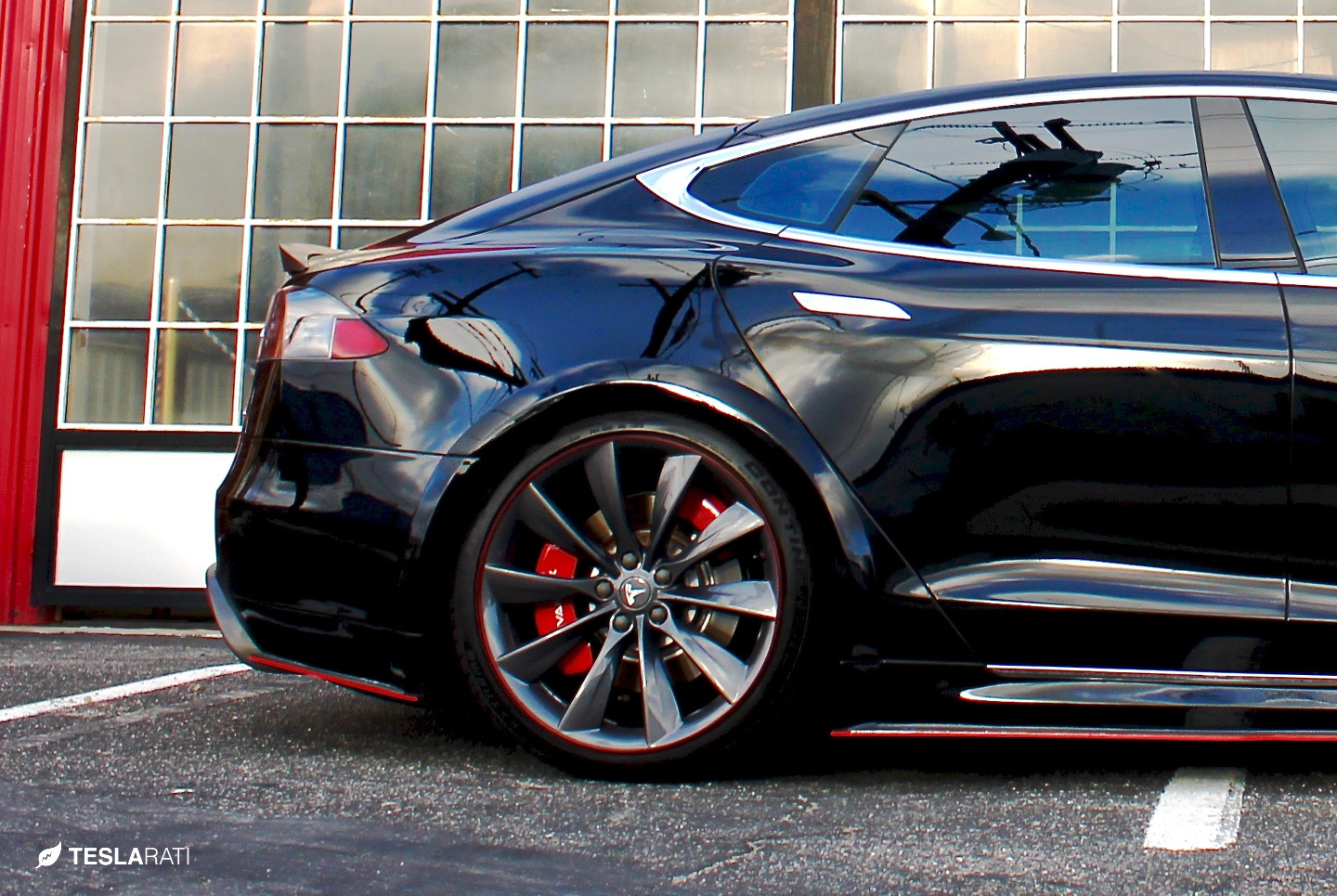 Tesla Model S GT Aero Kit Upgrade