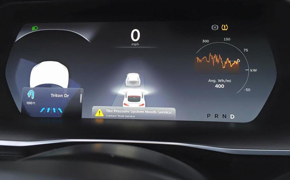 Tesla Firmware 7.0