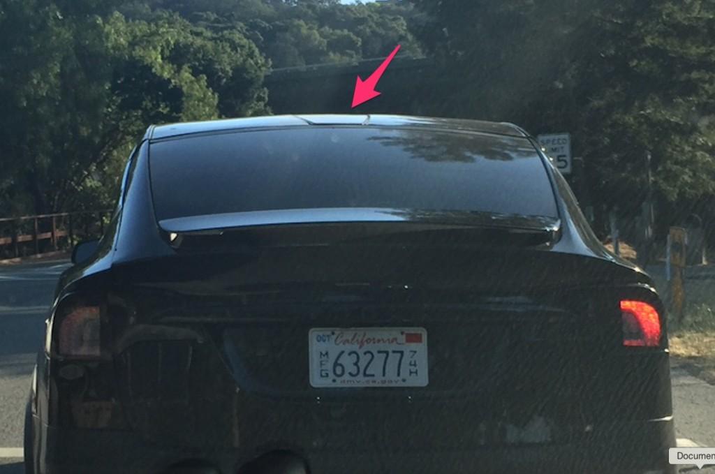 Tesla Model X falcon doors begin to take shape