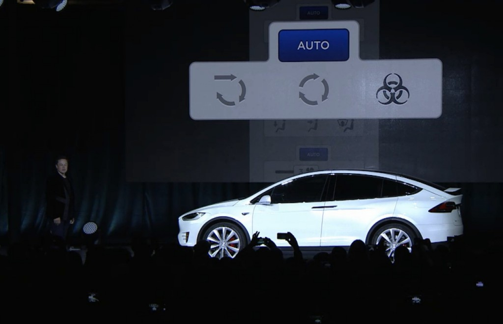 Model X Bio Defense Mode