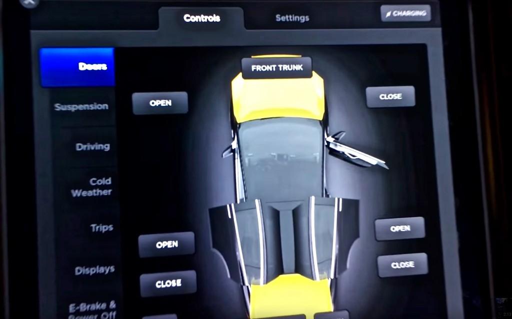 Model-X-Firmware-7-Door-Controls