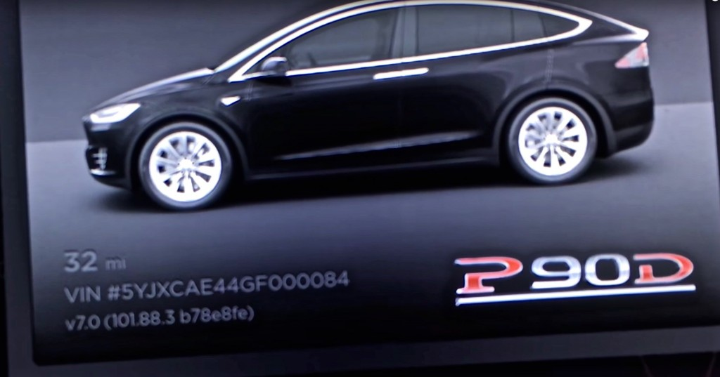 More affordable Model X coming