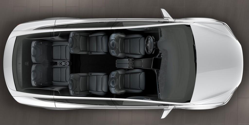 Model X 6 seat option