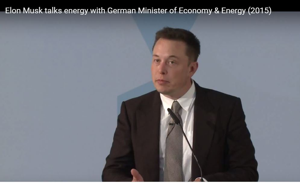 Musk in Germany