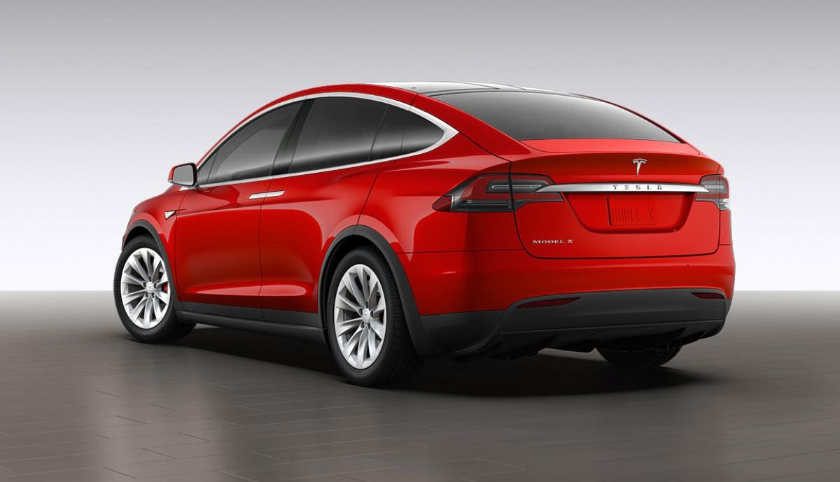 Red-Tesla-Model-X