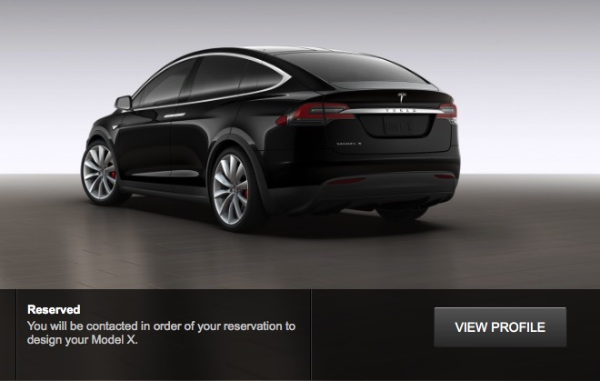Model X Reserved