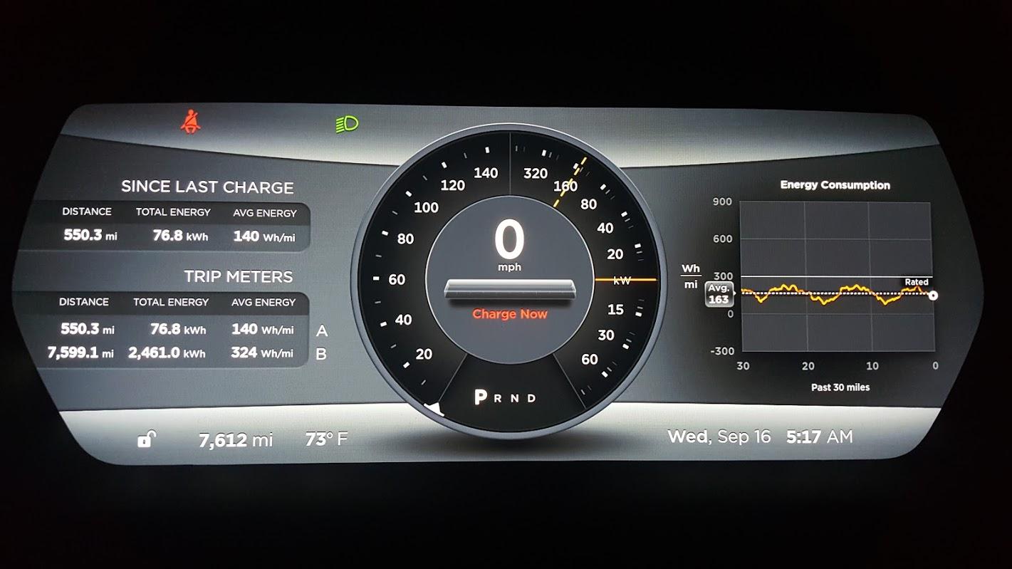 Tesla-Model-S-550-mi-Record