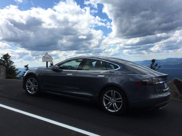 Grey-Model-S-Clouds