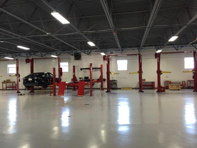 Servicing Model S