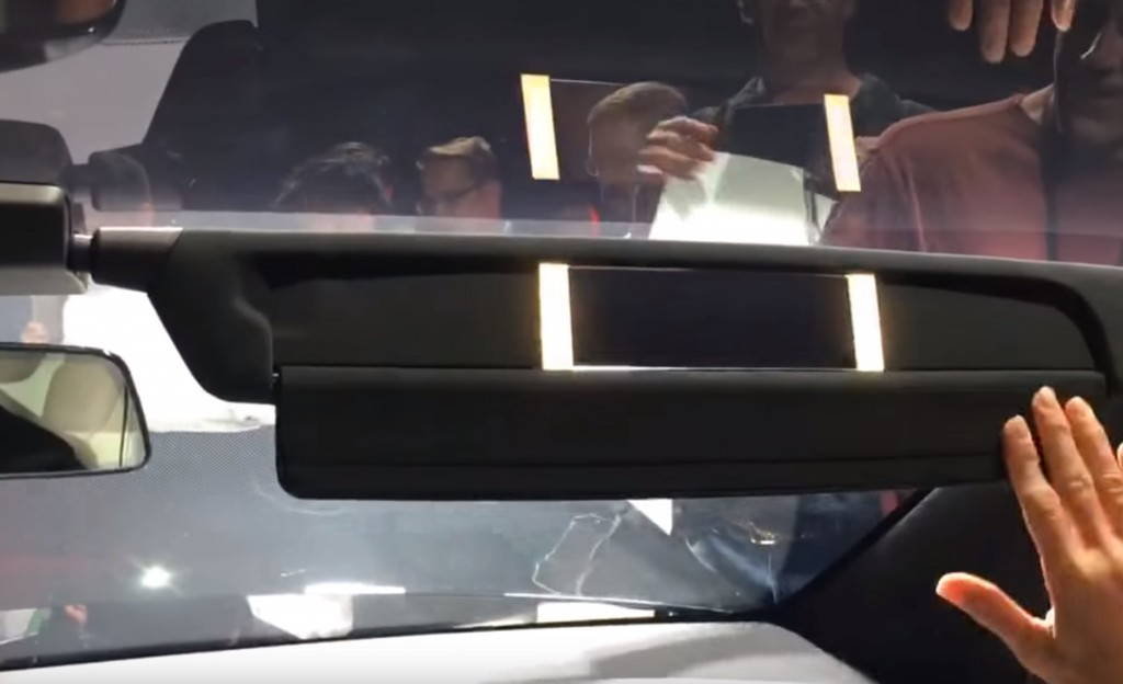Tesla-Model-X-Sun-Visor-Vanity-Mirror