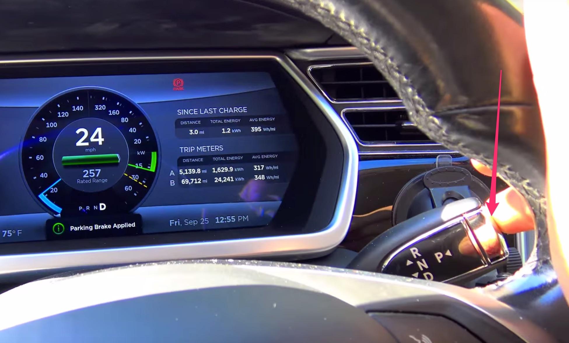 Tesla-Parking-Brake