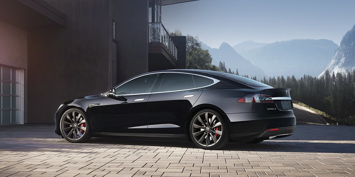 Model S referral program