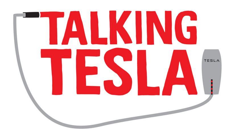Talking Tesla Logo
