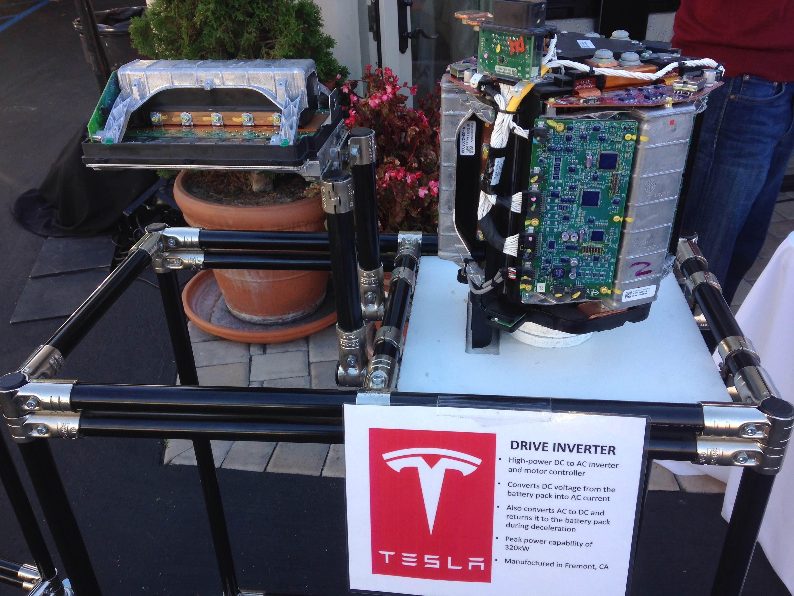 Tesla-Drive-Inverter-Monterey