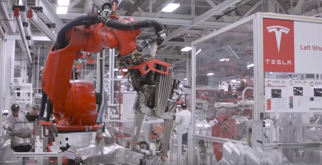 Tesla-Fremont-Factory-Robot-Logo