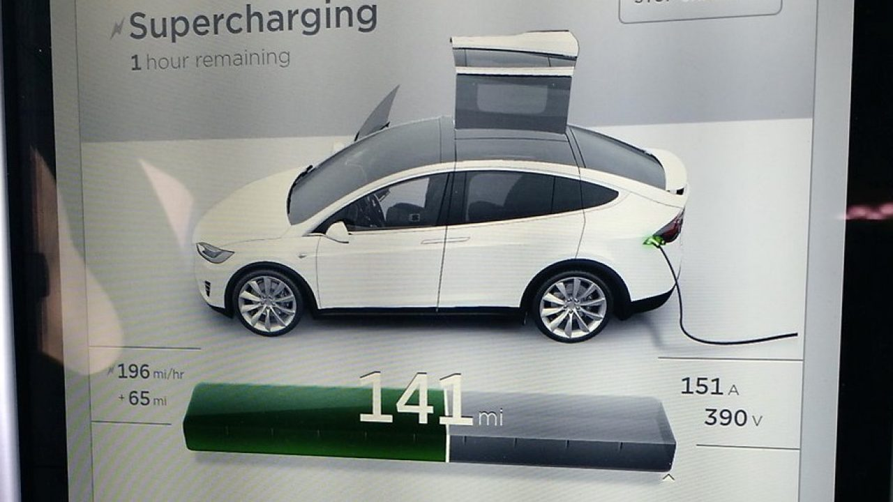 Tesla Model X Limited to 48A On-board Charger, Not 72A?