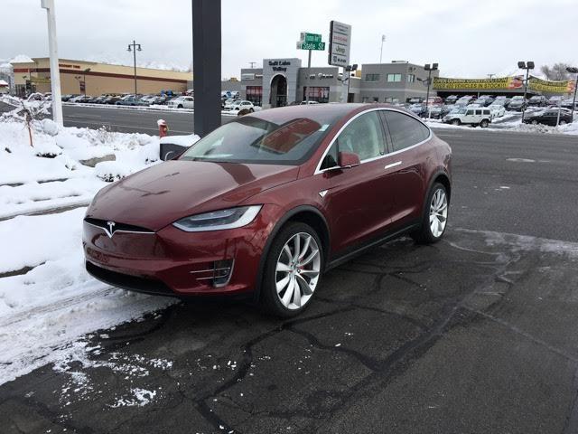 Model X in Utah 1
