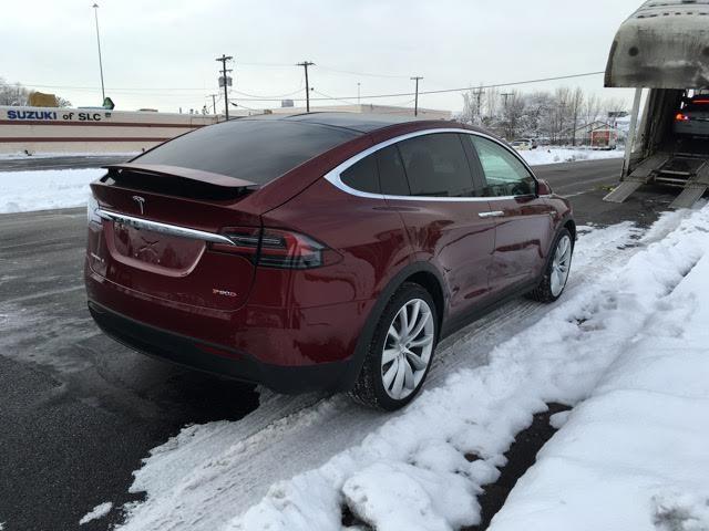 Model X in Utah 2