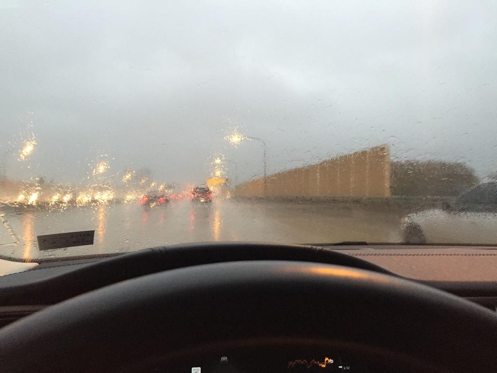 Rain level