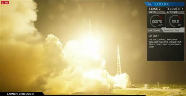 SpaceX successfully returns first stage of Falcon 9 rocket to earth