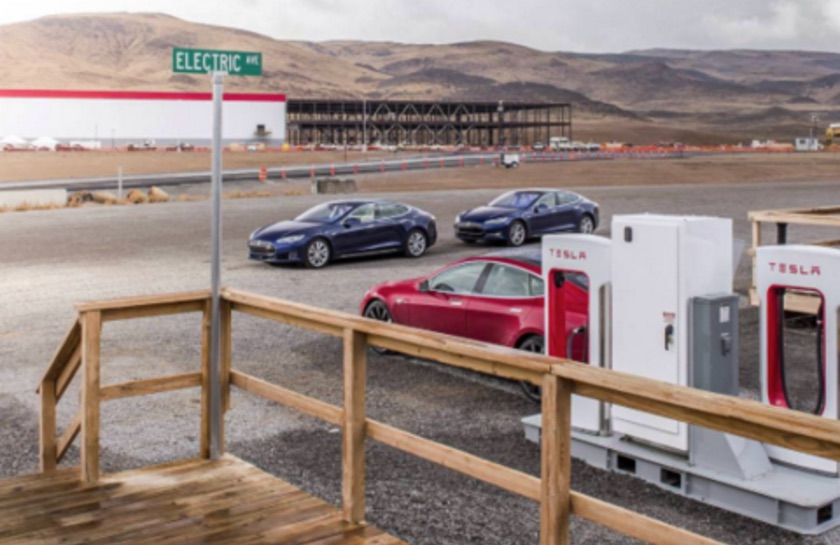 Tesla-Gigafactory-Electric-Ave
