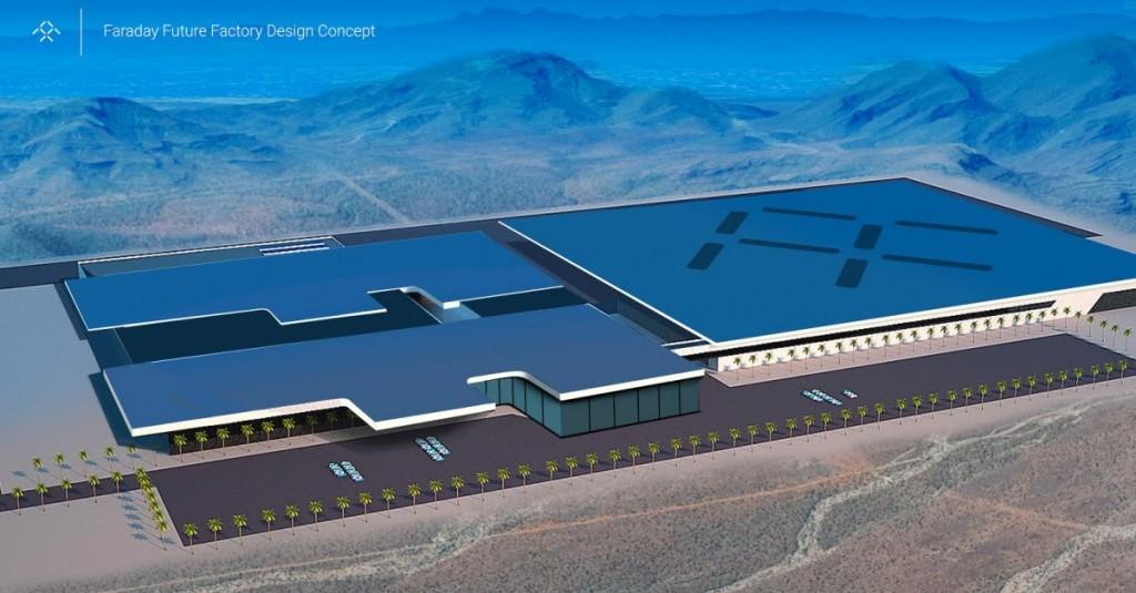 Faraday Future Factory