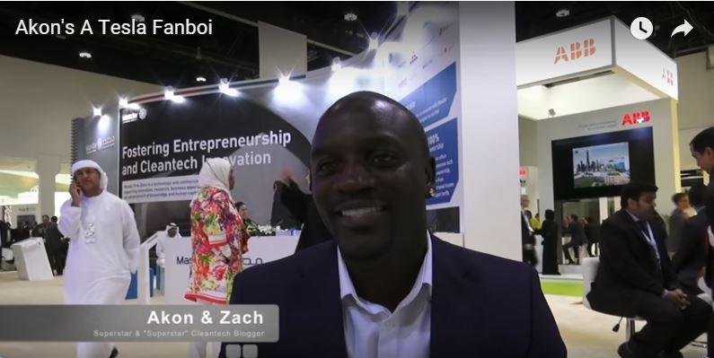 Akon in Abu Dhabi