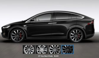 Tesla Model X Wheels And Tires Specifications - Show me rims on my car