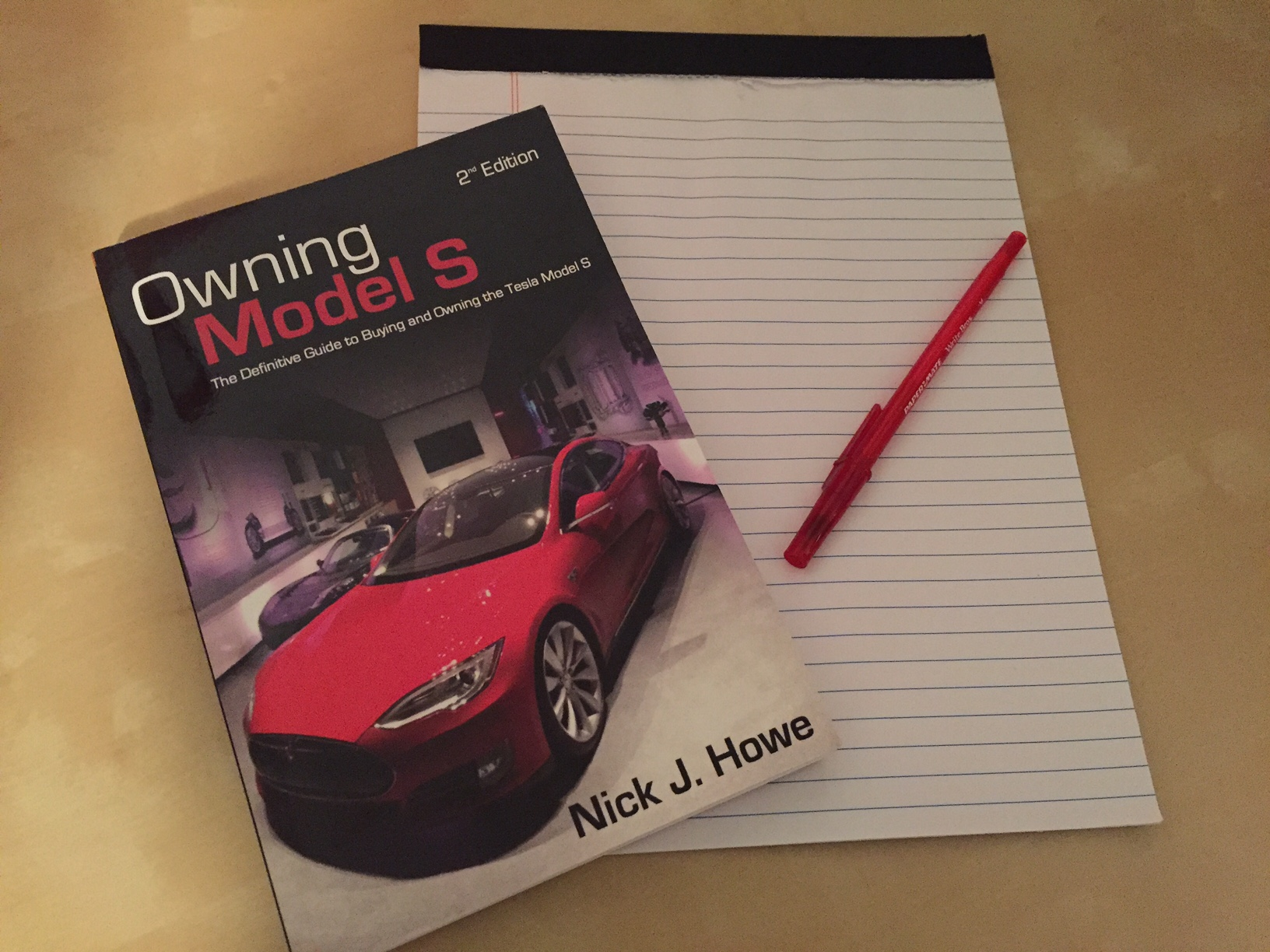 Owning Model S 2nd Edition