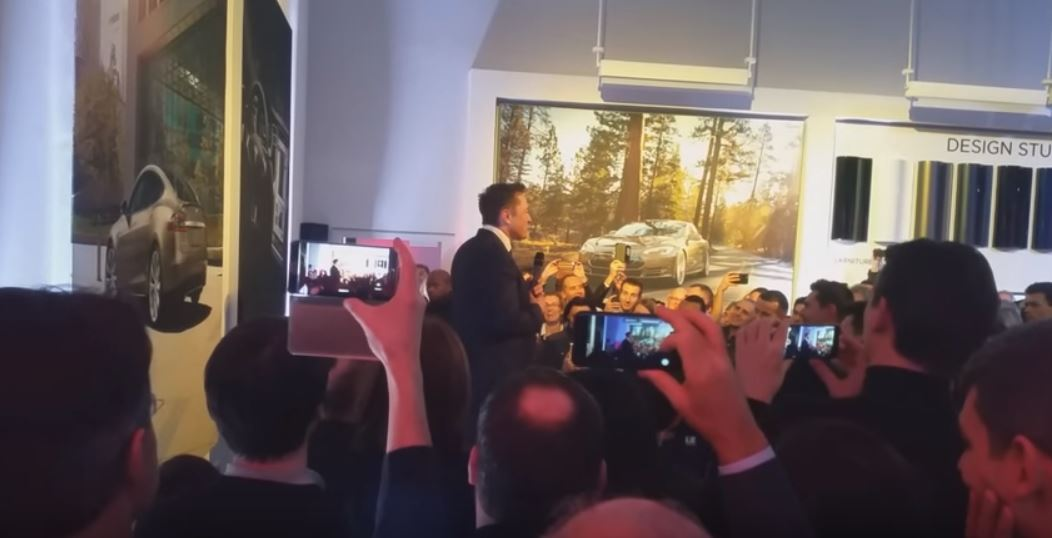 Musk in Paris Q&A