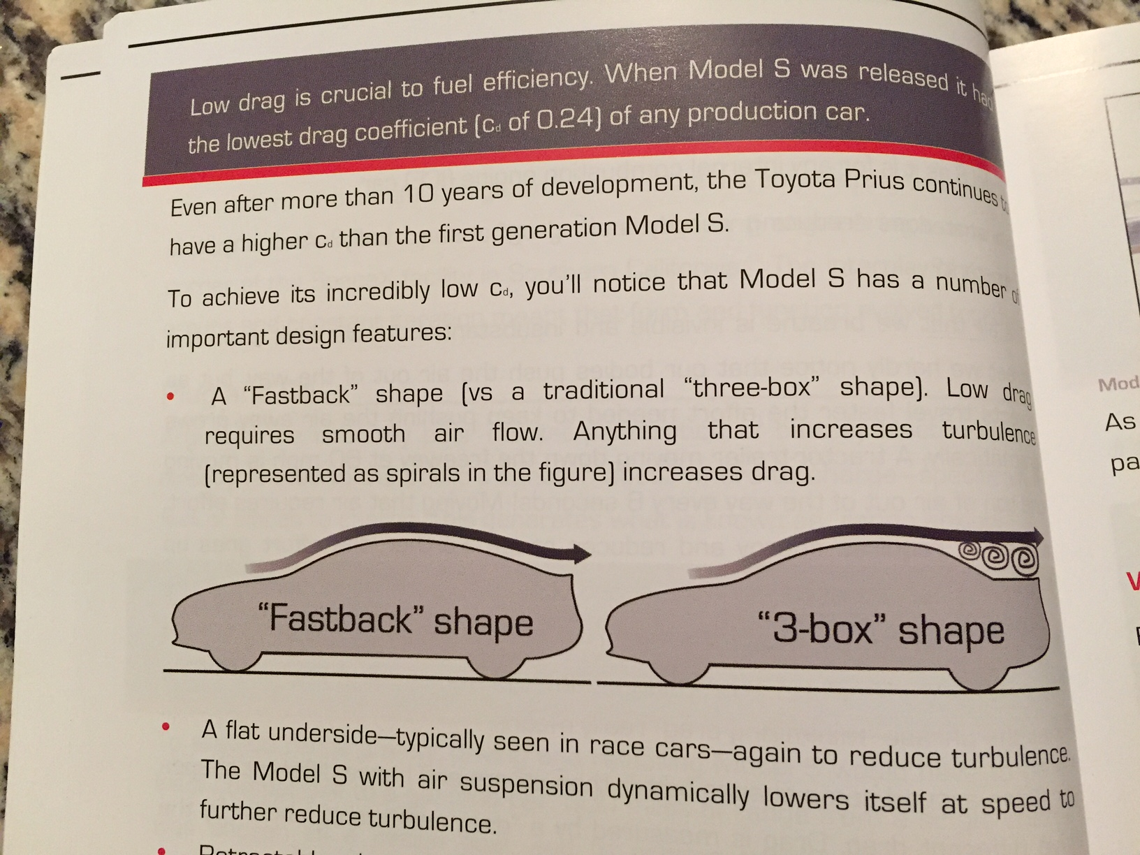 Owning Model S book insights