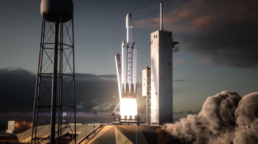 SpaceX-Falcon-Heavy