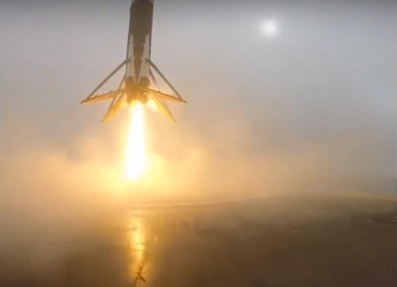 SpaceX-Falcon9-Landing