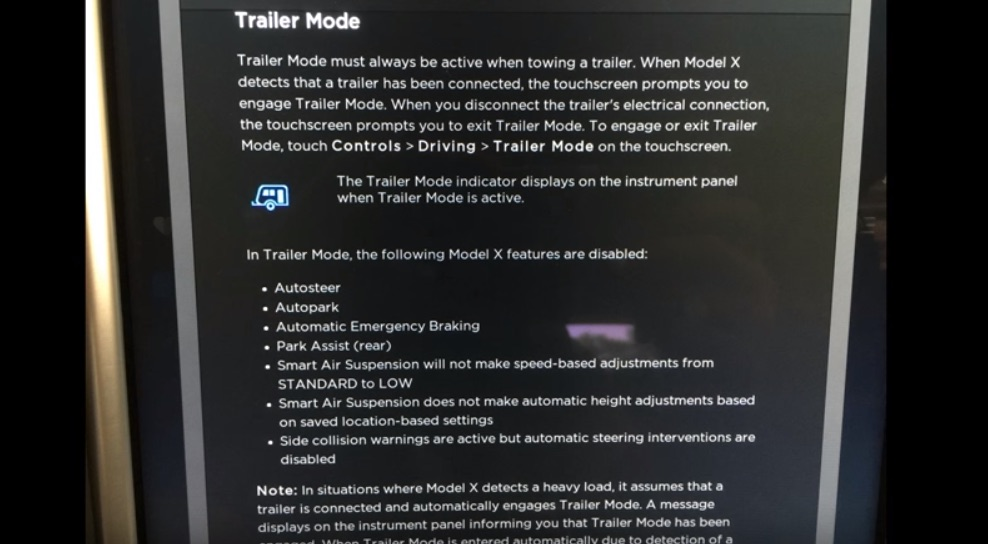 Tesla-Model-X-Trailer-Mode