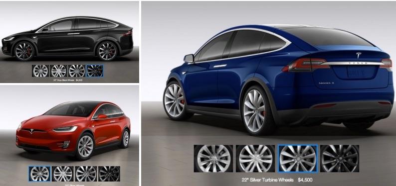 Tesla-Model-X-Wheels-Tire-Presure-Specifications