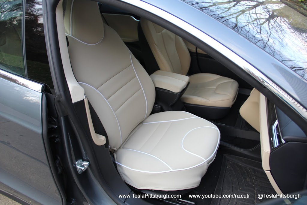 Model S Front Seat Covers Review Outerwear For Your Inner Tesla