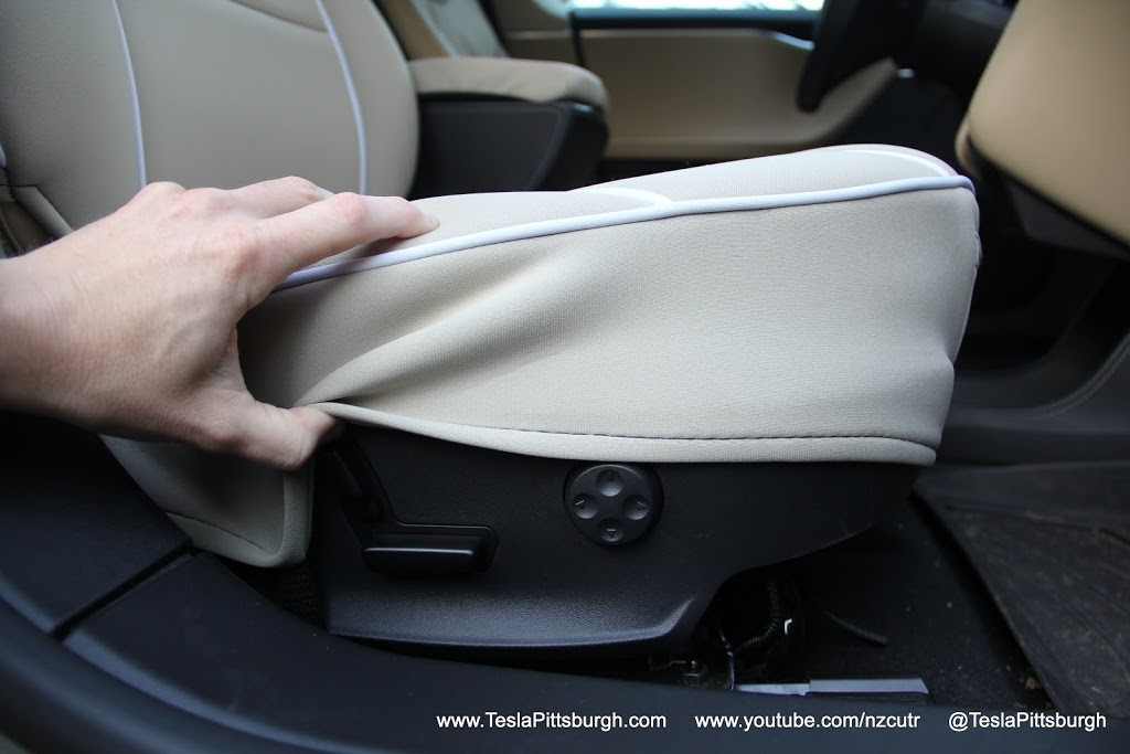 Model S Front Seat Covers Review Outerwear For Your Inner