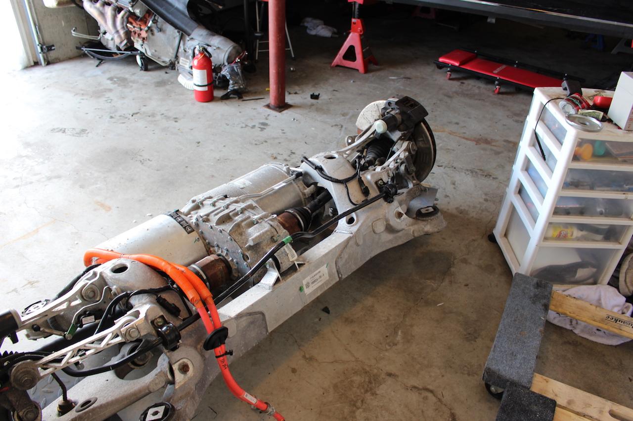Tesla engine for sale