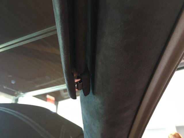 Model X Sun visor broken