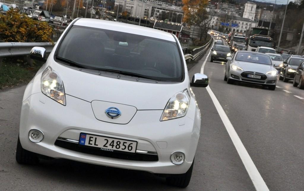 Norway pulls back on some EV incentives