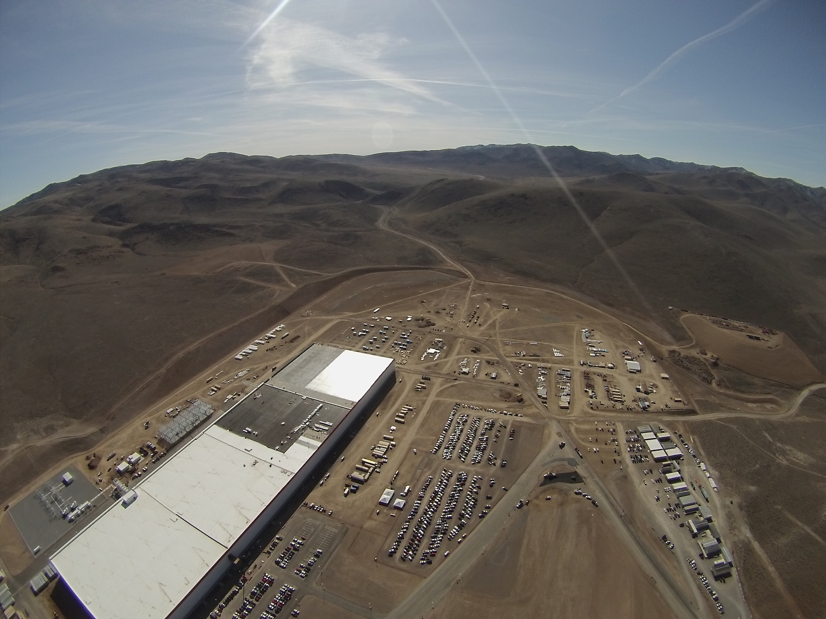 Tesla Gigafactory Feb 2016 [Source: Josh McDonald]