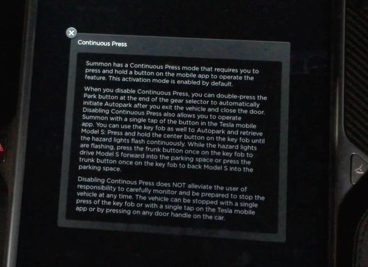 Tesla 7.1 Continuous Press